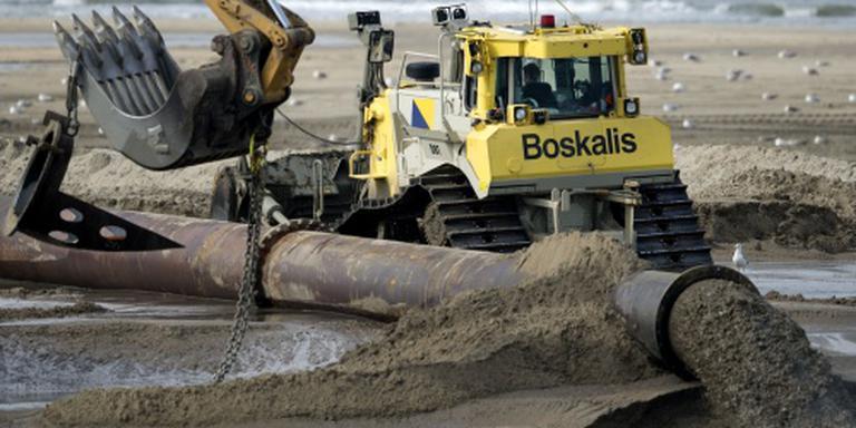 FNV: reorganisatie Boskalis moet bijgesteld