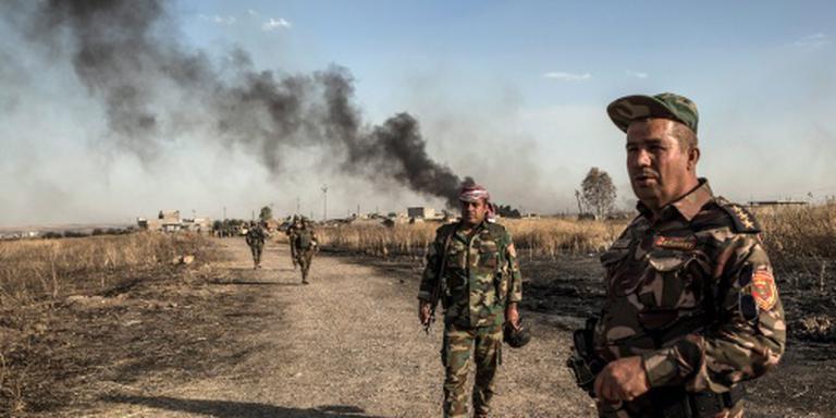 Pentagon: kopstukken IS gedood in Mosul