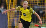 Haaland drie dagen voor duel met Ajax terug in basis bij Dortmund
