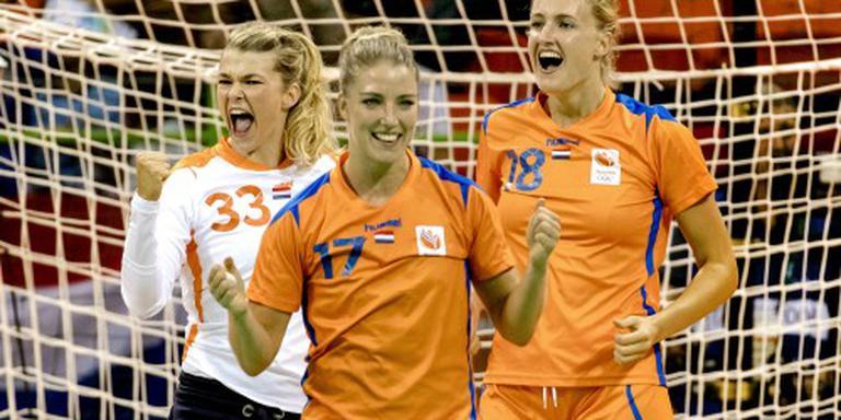 Handbalsters en volleybalsters willen brons
