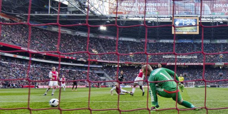 Ajax laat net als PSV punten liggen