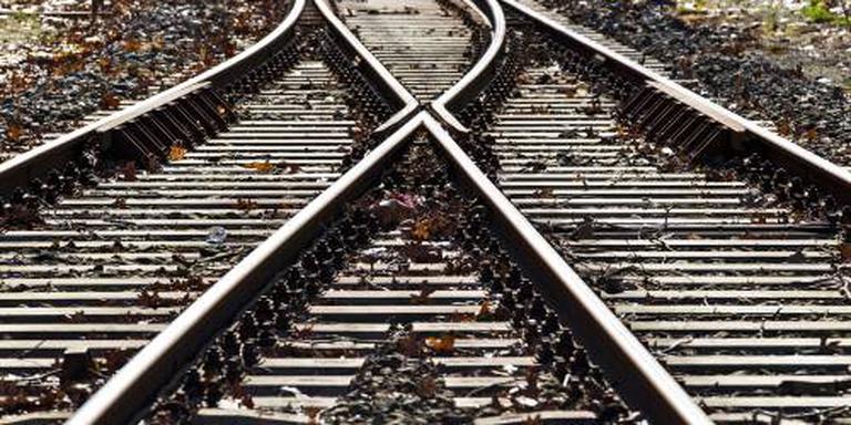 Gewonden door botsing trein met vrachtwagen