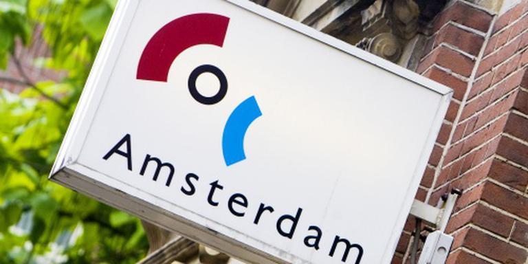 COC krijgt jubileumpenning Amsterdam