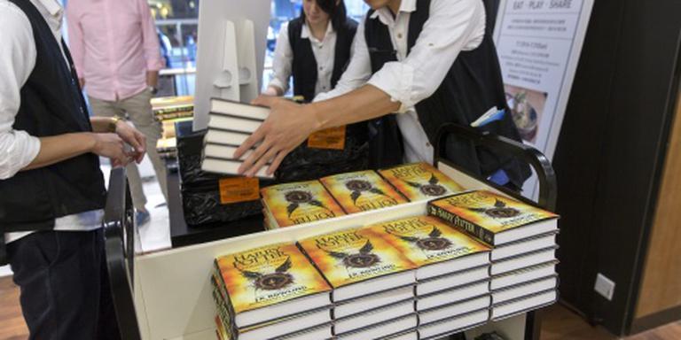 Script Potter-toneelstuk vliegt de winkel uit
