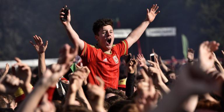 Fans Wales dreigen kwartfinale te missen