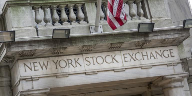 Opmars Wall Street houdt aan