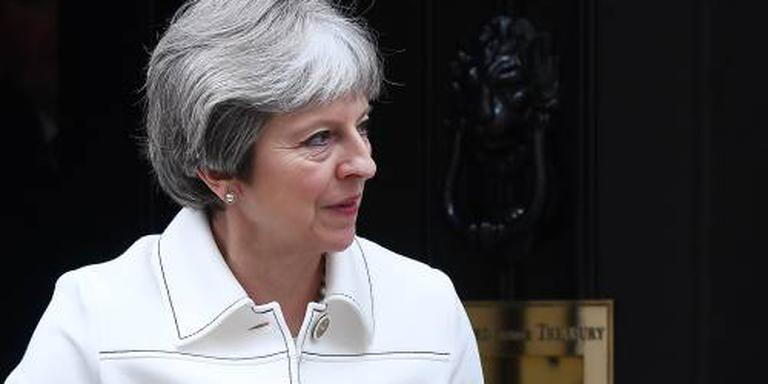 Premier May: we liepen niet achter Trump aan