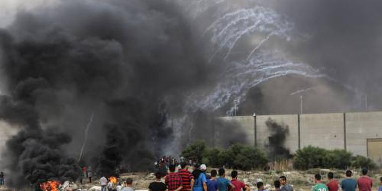 Israëlische luchtmacht valt Hamas aan in Gaza