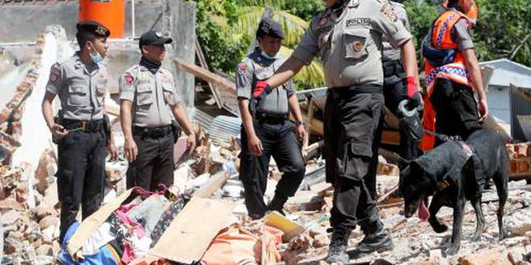 Brussel doneert voor hulp op Lombok