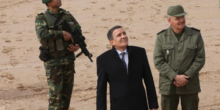 Tunesisch grenshek moet jihadisten weren