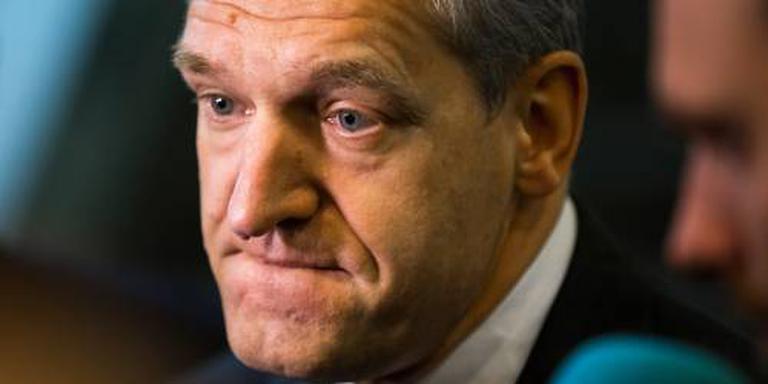 Stoere praat Rutte stoort CDA-leider Buma