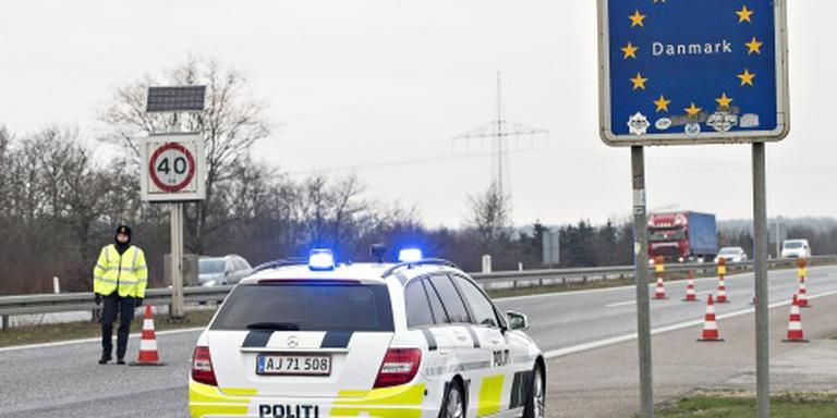 Man opgepakt na bomdreiging bij Deens azc