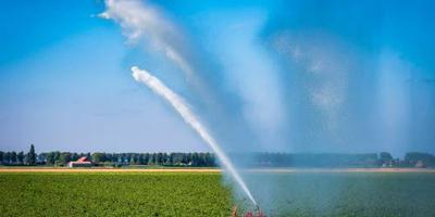 LTO: droogte jaagt boeren op kosten