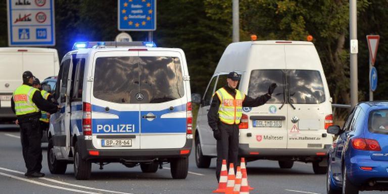 Dichte grens: Duitse schade zeker 77 miljard