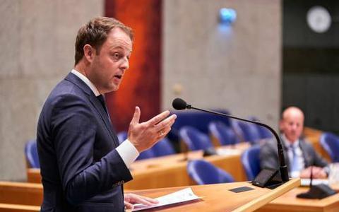 Harry van der Molen: 'It wie dringen oan de top'
