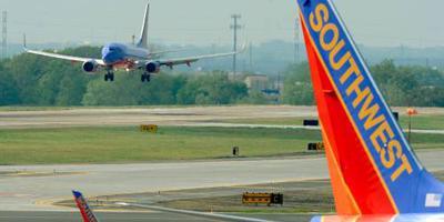 'Southwest was slordig met gewicht bagage'