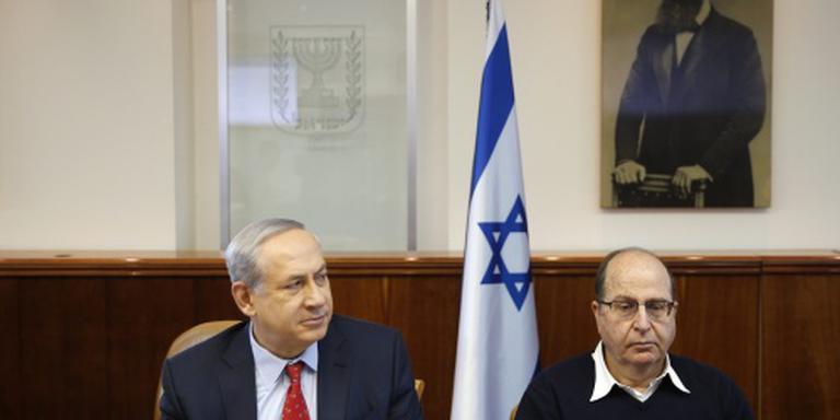 Minister verlaat politiek om streek Netanyahu