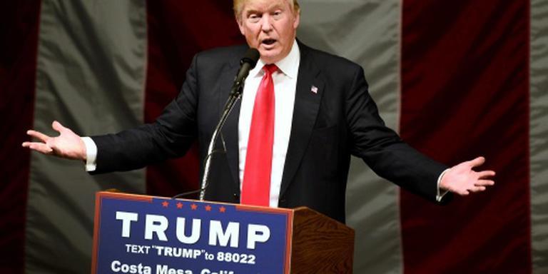 Poederbrief bezorgd bij Donald Trump