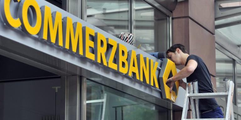 Commerzbank wil duizenden banen schrappen