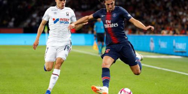 Ruime zege voor Paris Saint-Germain