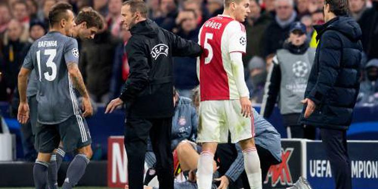 UEFA beboet Ajax en schorst Wöber twee duels