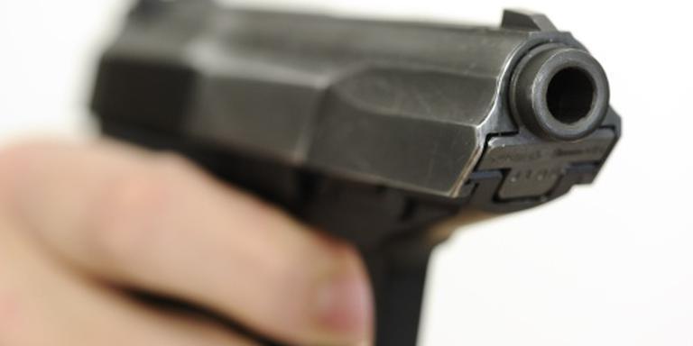 Aangifte om schieten bij arrestatiepoging