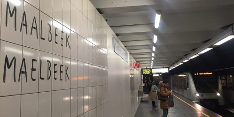 Metro Brussel weer in trek