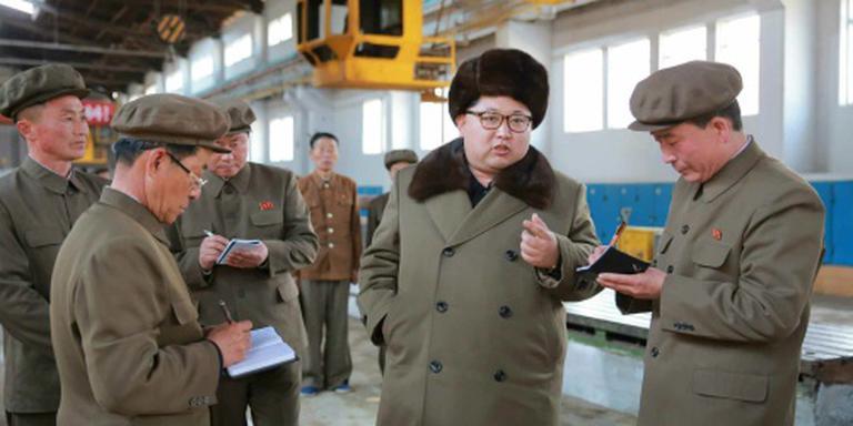Geslaagde test nieuwe raketmotor Noord-Korea