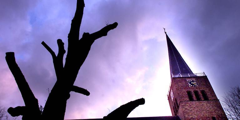 De Martinikerk in Franeker. FOTO CATRINUS VAN DER VEEN