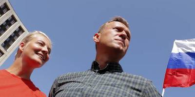 Commandant wil toch geen 'duel' met Navalni