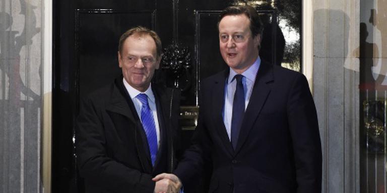 'Britten en EU eens over blokkeren EU-wetten'