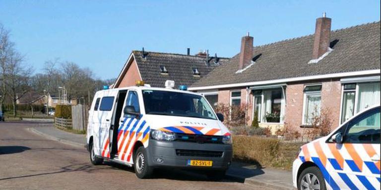 Willem Barteles van der Kooiwei. FOTO POLITIE NOF