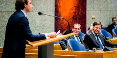 Prognose De Hond: VVD en Forum even groot