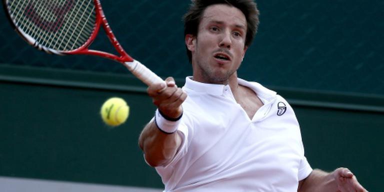 Sijsling tegen Vesely op Wimbledon