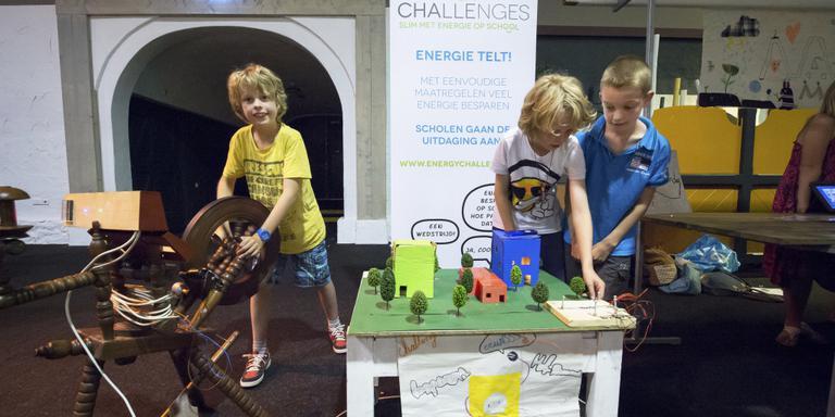 Friese scholen strijden om duurzaamheid