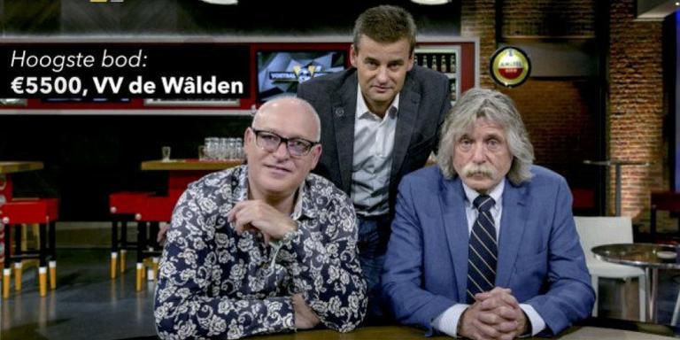 De Wâlden wil Derksen, Genee en van der Gijp strikken. FOTO VOETBAL INSIDE