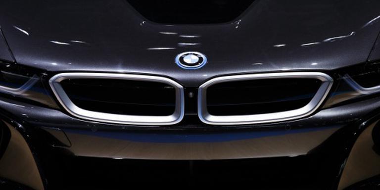 Goed kwartaal voor BMW