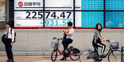 Nikkei zet herstel voort