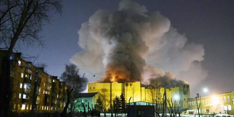 Kortsluiting oorzaak dodelijke brand Rusland
