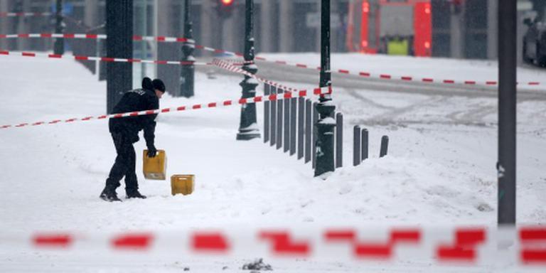 Kantoor Merkel dicht wegens verdacht pakketje