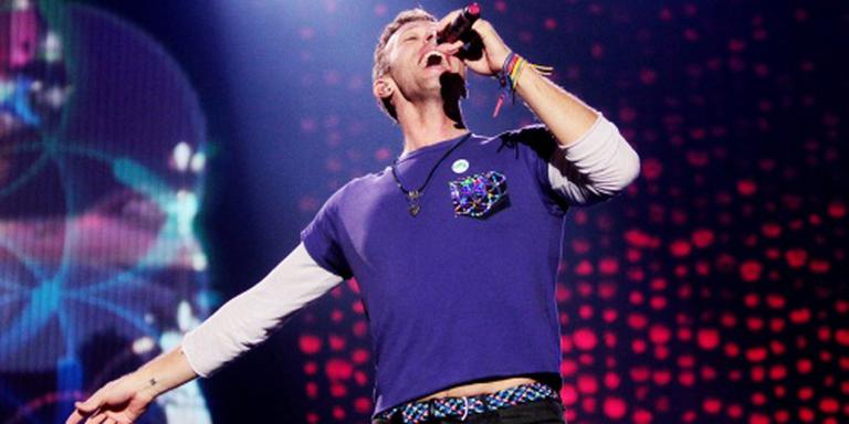 Durfals stappen uit 'Coldplay-file'