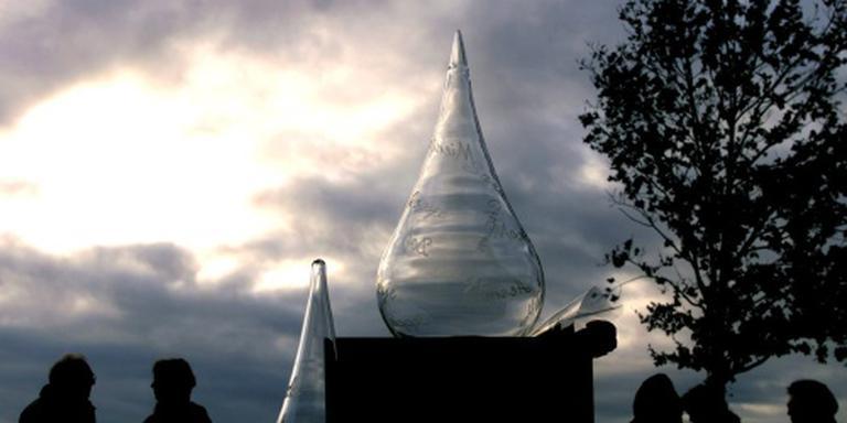 Monument gestolen bij Kamp Westerbork
