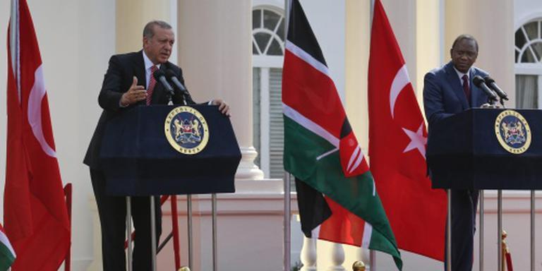Erdogan: ernstige gevolgen relatie Duitsland