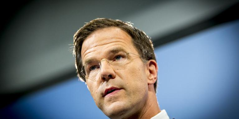 Rutte belt met Erdogan