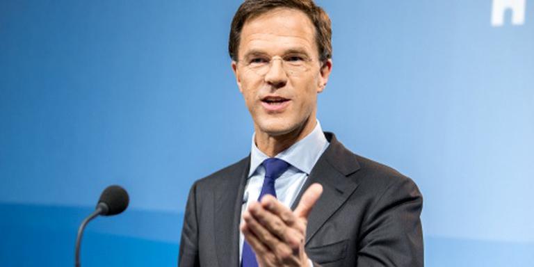 Rutte wil irritatie over EU wegnemen