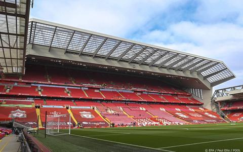 Liverpool breidt stadion Anfield verder uit