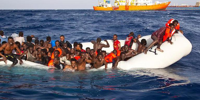 191.000 migranten kwamen via Middellandse Zee
