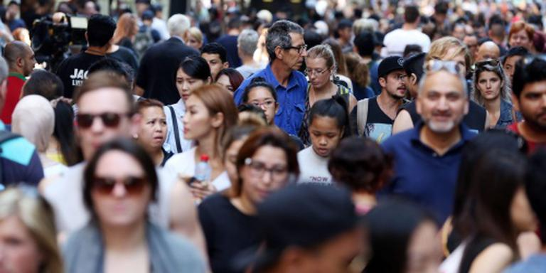 Groei Amerikaanse economie valt tegen