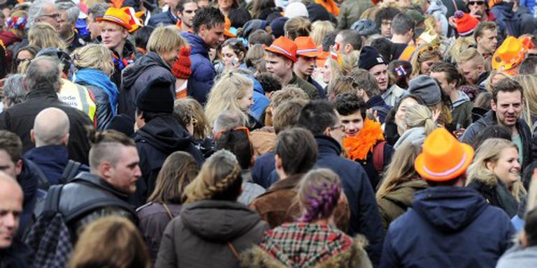 Halvering aantal feestgangers in Eindhoven