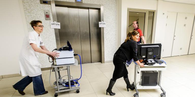 Verhuizing Medisch Spectrum Twente afgerond